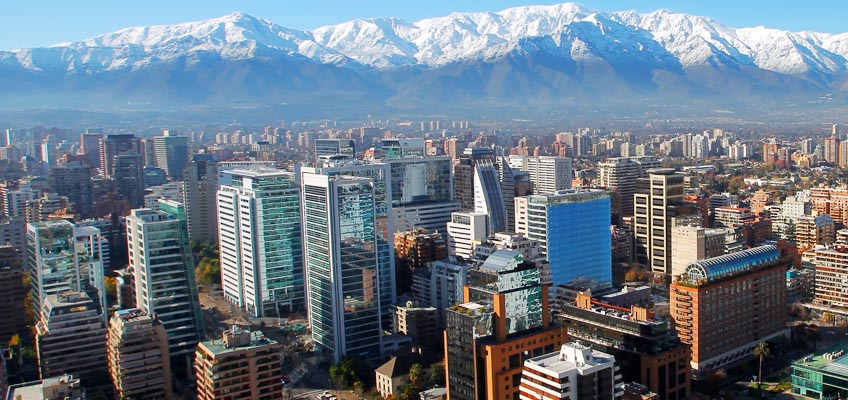 What can you do if you visit Santiago?